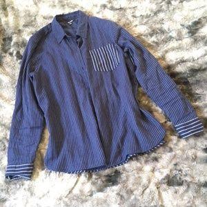 Madewell Stripe Shirt